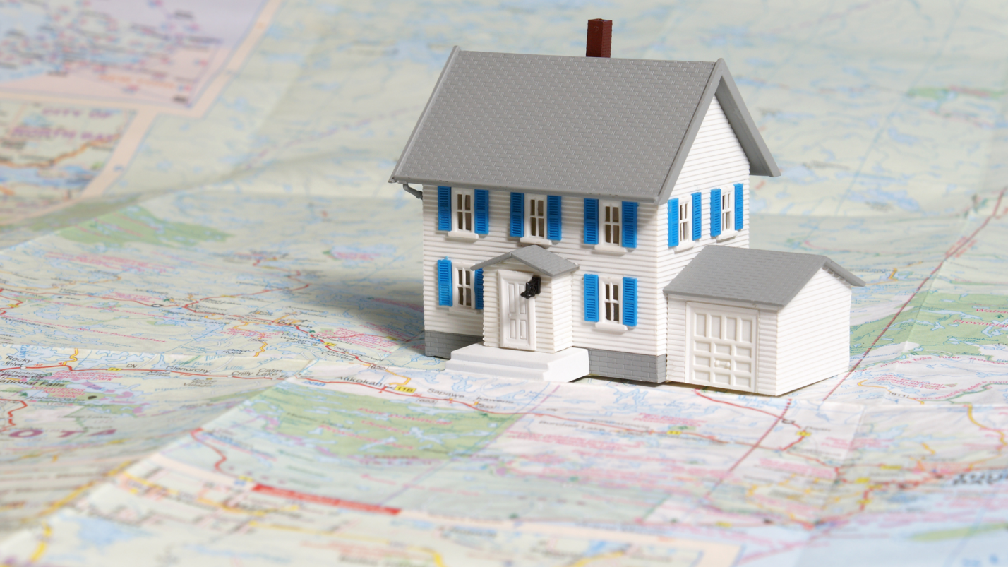 Real estate investing is all about  location