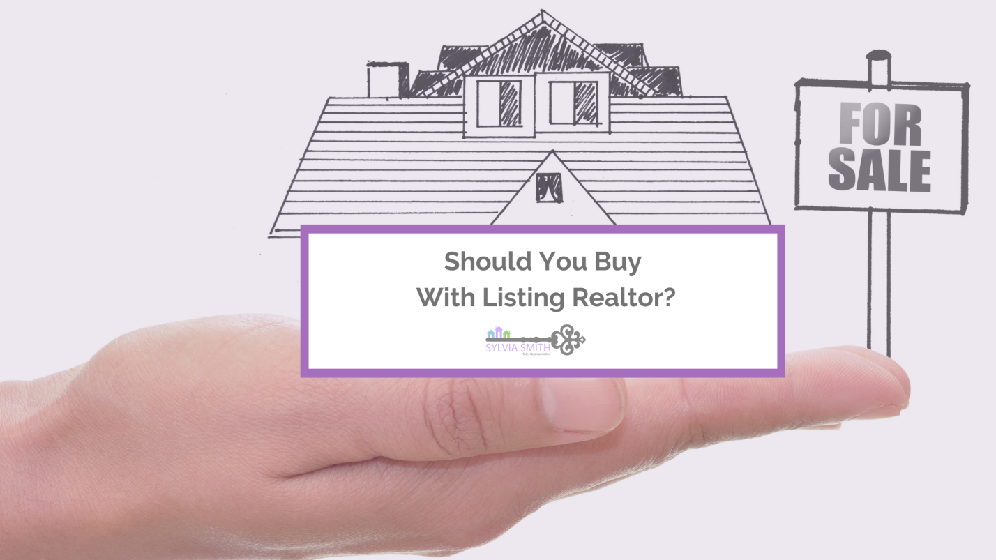 Should You Buy With Listing Agent?