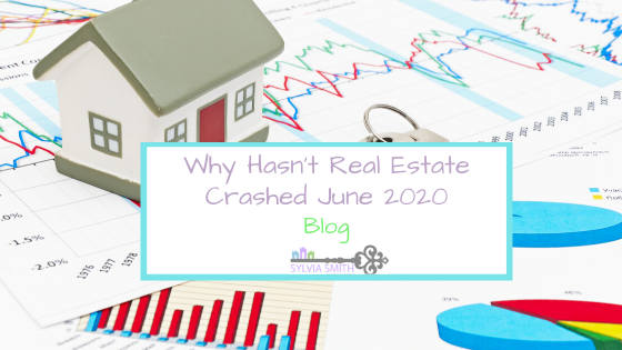 Why Hasn't The Real Estate Market Crashed?