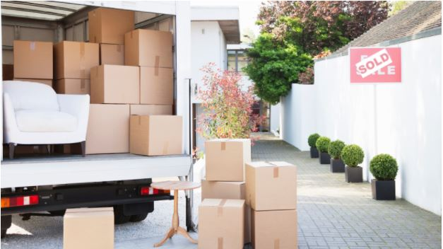 Deposit cheques when being a home