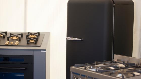 Upgrade kitchen appliances