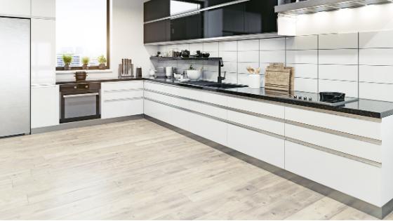 Affordable kitchen  floor options