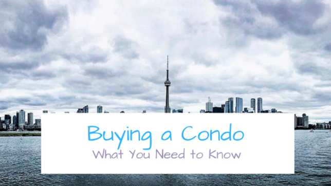 So You're Thinking of Buying a Condo?