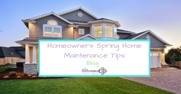 Homeowners Spring Home Maintenance Tips