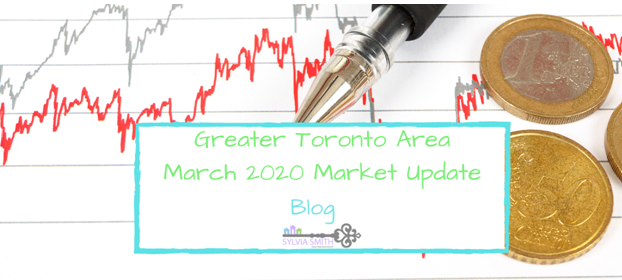Greater Toronto Area March 2020 Market Update