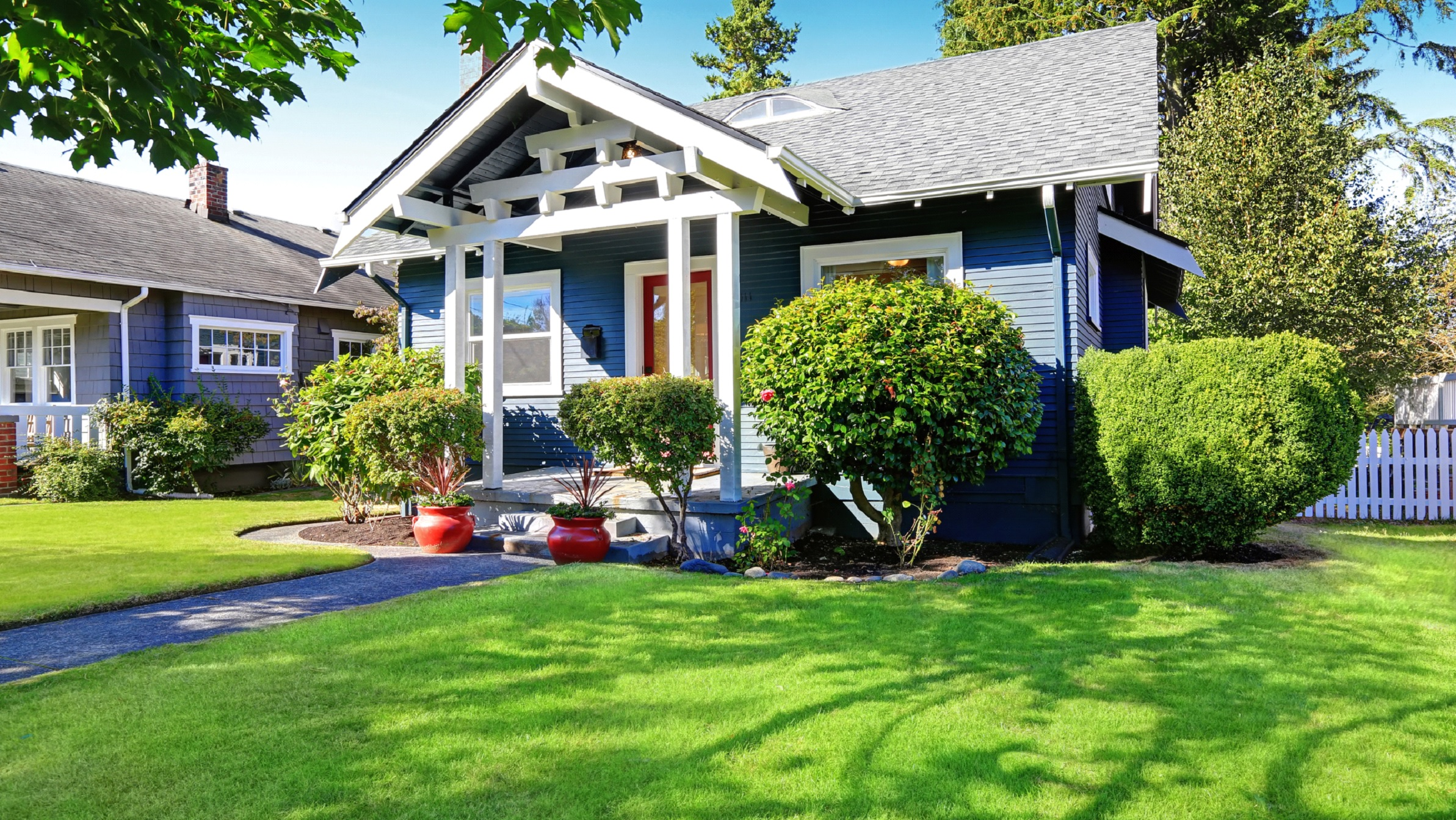 Curb appeal, home staging, home exterior, preparing to sell, Vaughan homes