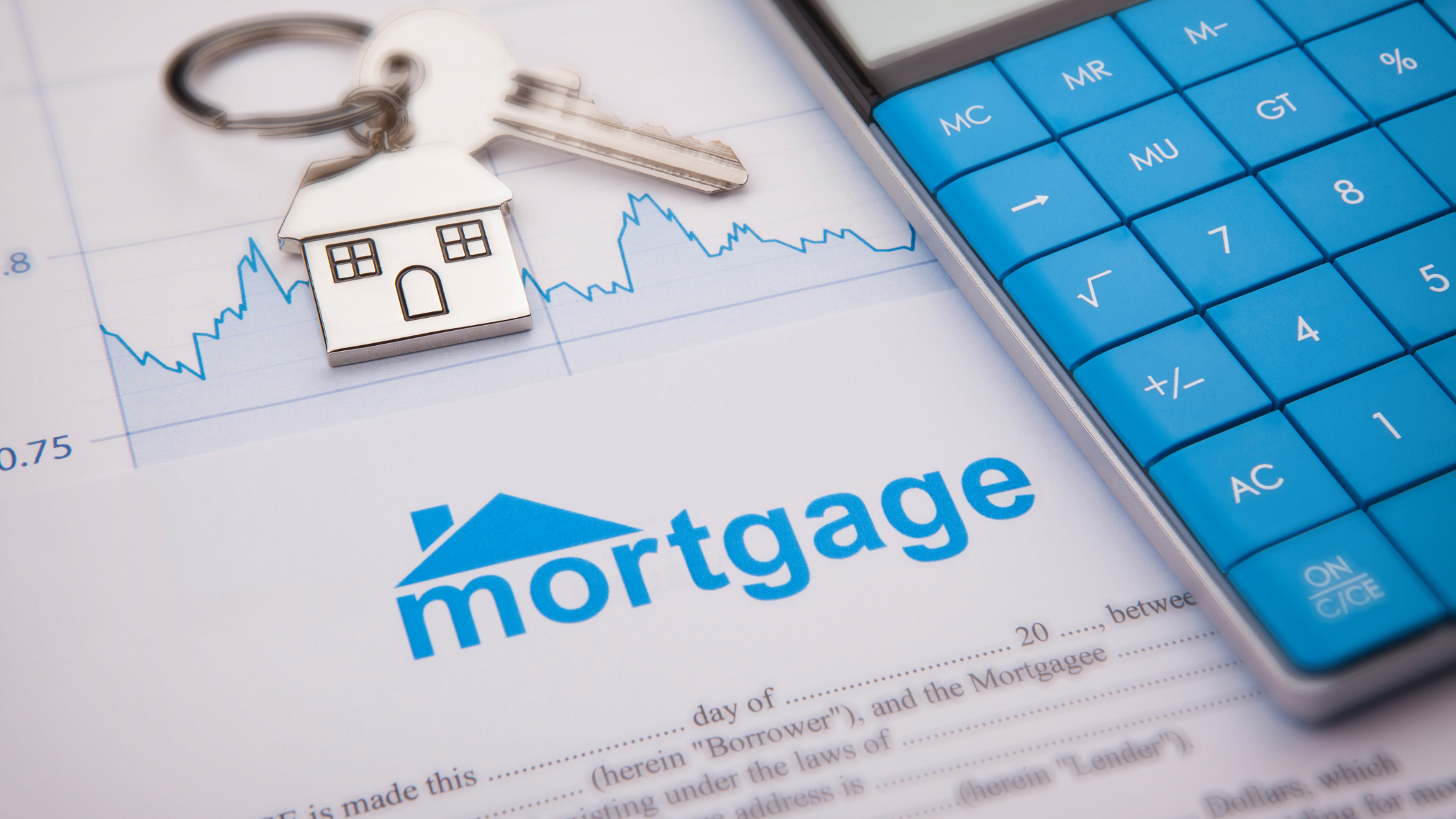 mortgage, down payment