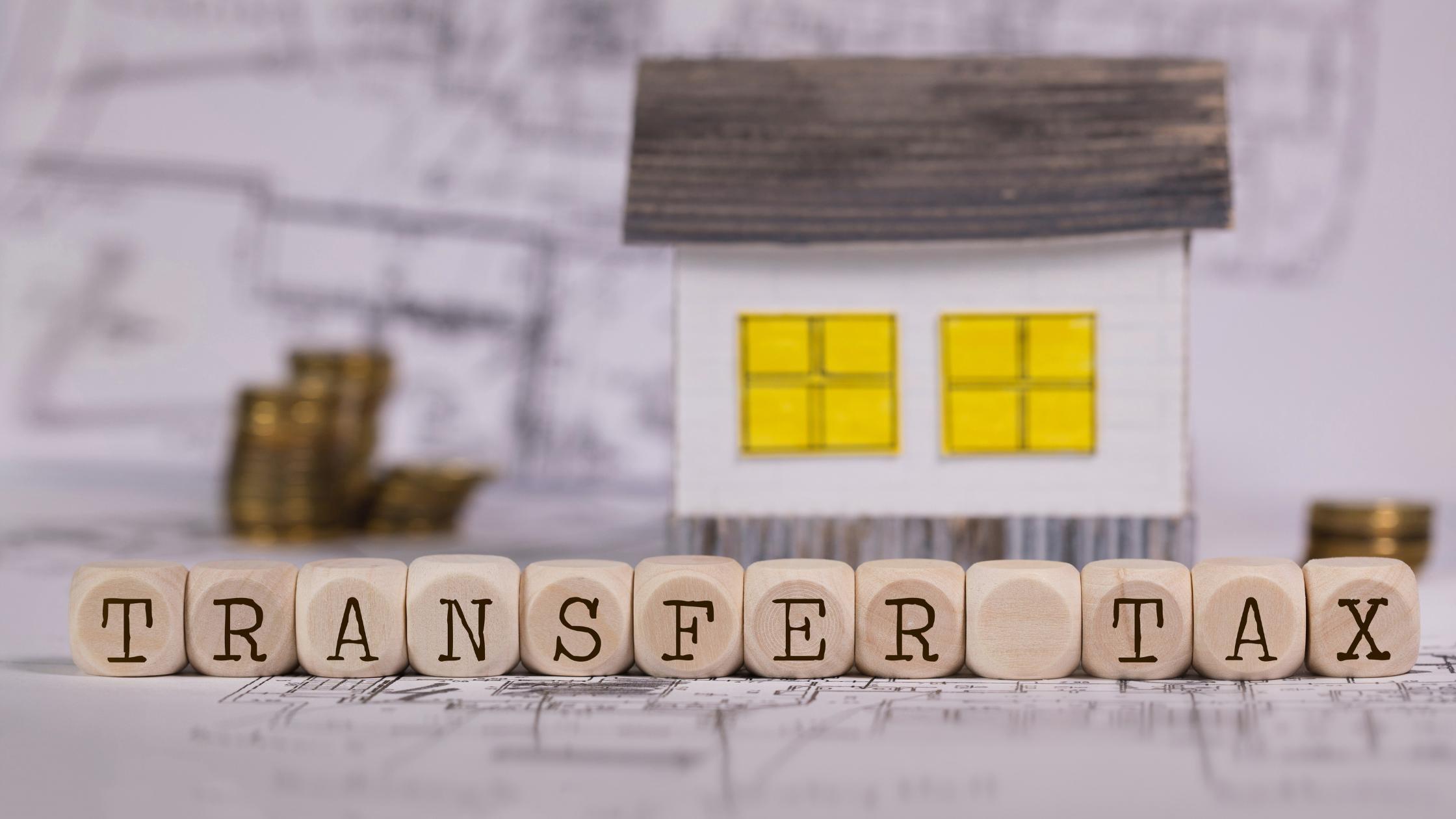 Land transfer tax rebates