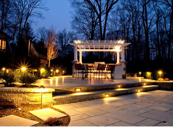 The Latest Options in Outdoor Lighting