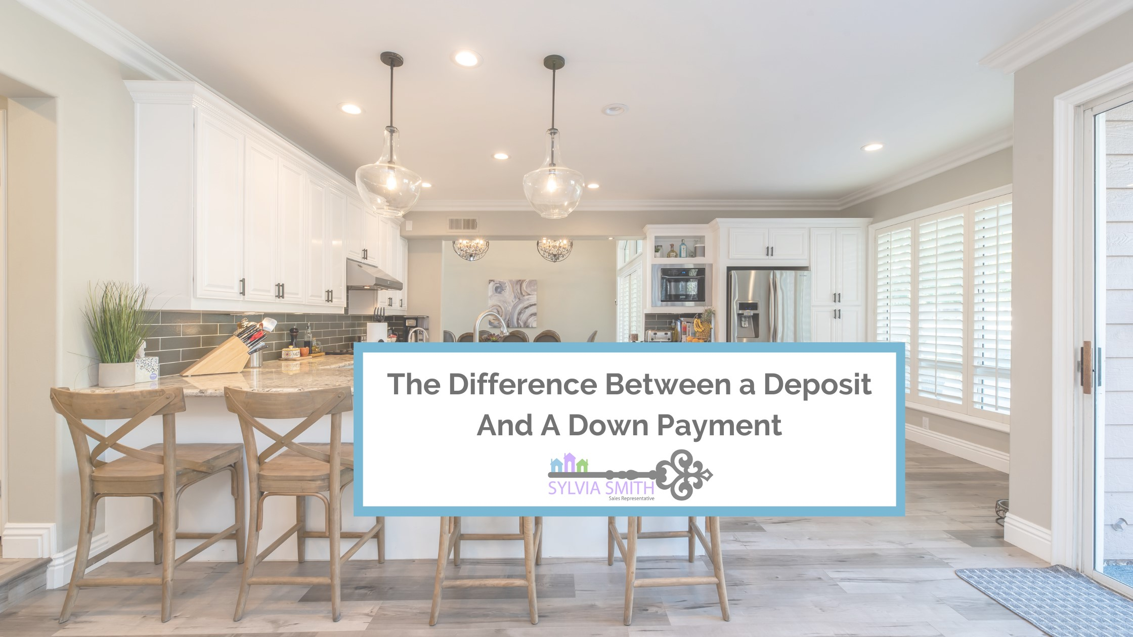 The Difference Between Deposit and Down Payment