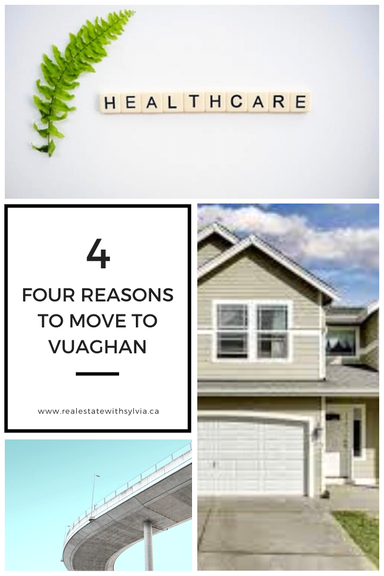 4 Reasons You Will Want to Move to Vaughan
