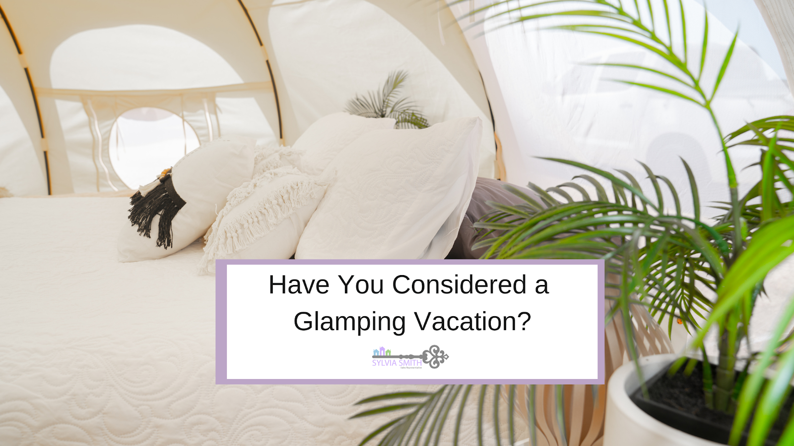 Have You Considered a Glamping Vacation?