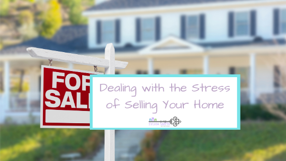 Dealing with the Stress of Selling Your Home