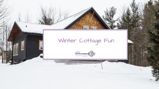 Winter Cottage Fun